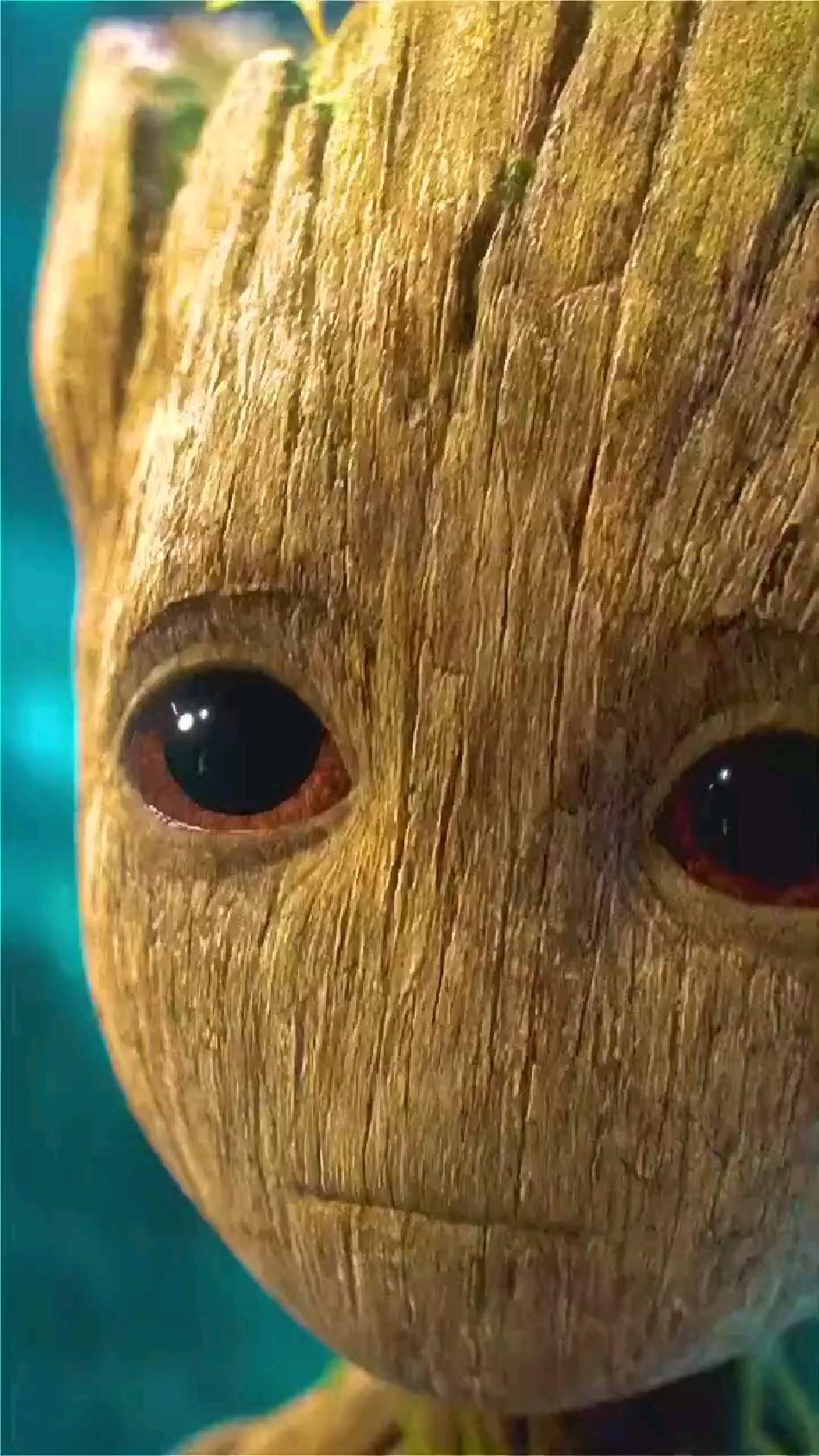 Baby Groot ❤️ Avengers ❤️ Whatsapp Status