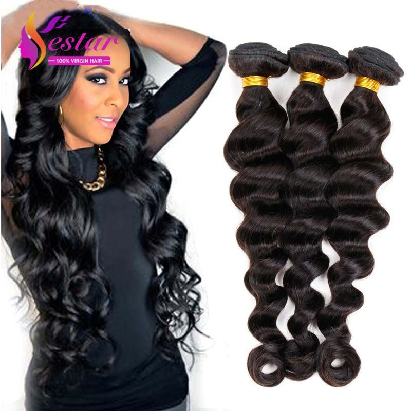 Brazilian loose wave 7a unprocessed brazilian hair weave 3 bundles hair styles short wavy hair on sale at reasonable prices buy brazilian loose wave unprocessed brazilian hair weave 3 bundles yestar hair products virgin pmusecretfo Choice Image