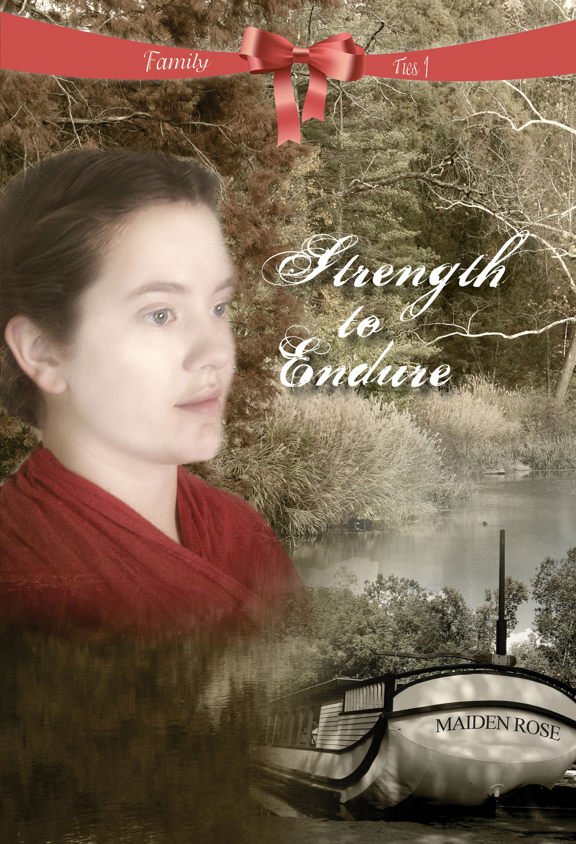 Check out my new book! Family Ties Series + 1 ~ Strength to Endure. Will be available on amazon as a paperback and Kindle on October 1st, 2012!     Follow Aubrey Freemont as she learns to place her strength in the Lord as change makes it way down the Ohio Erie Canal in 1850's.