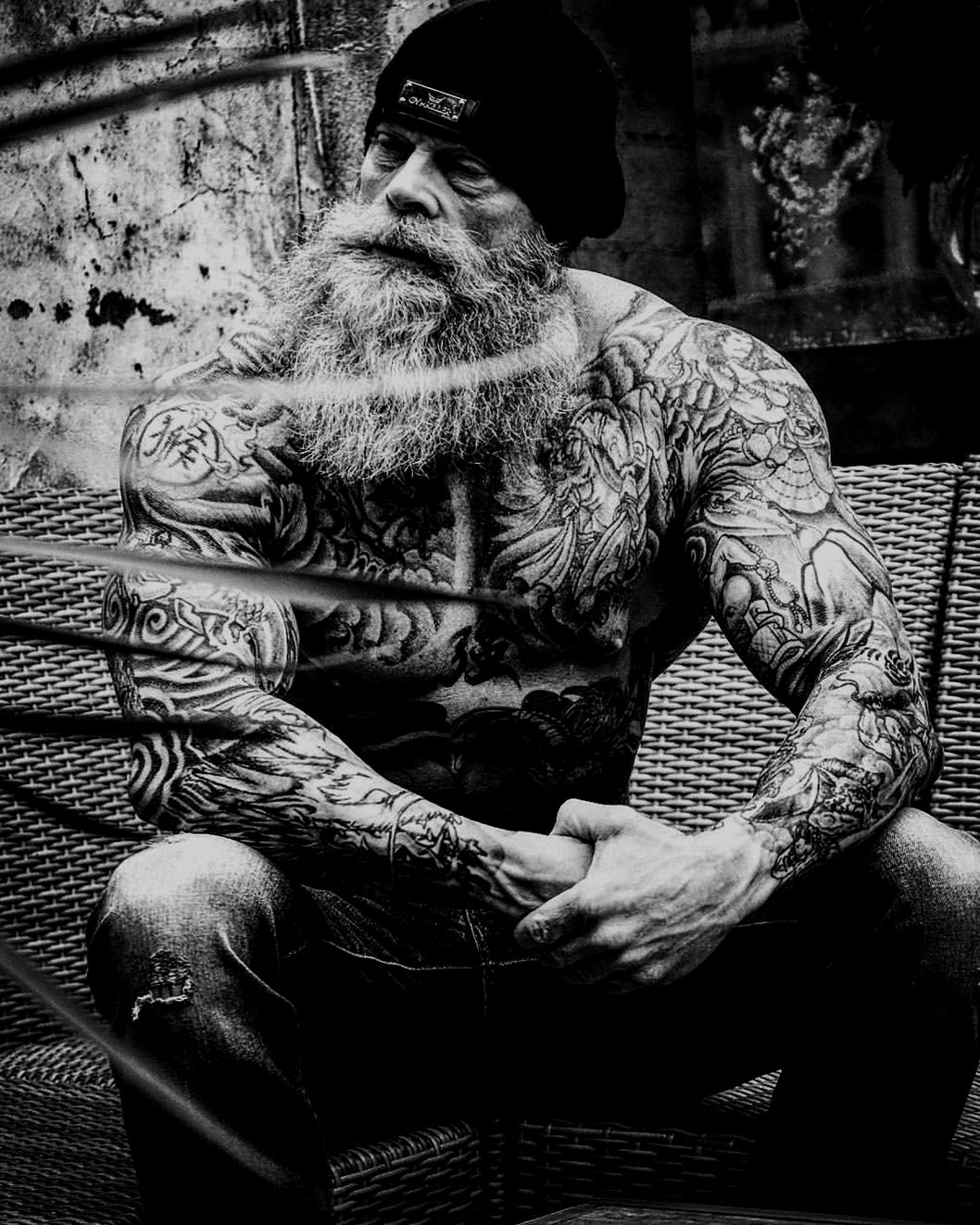 Exercise Facts You Must Know! Beard tattoo, Scalp tattoo