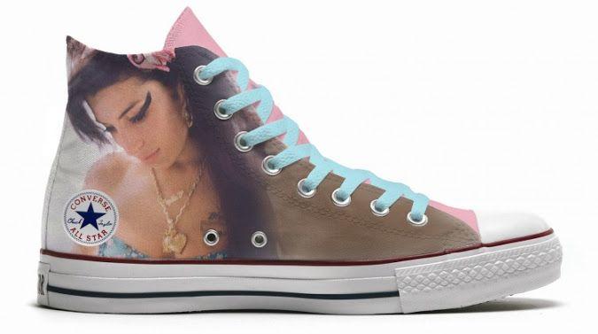 0de2101dce2a8a Romero Alvarado S - Google+. Amy WinehouseAll StarCasual ShoesConverseVintage  ClothingSporty