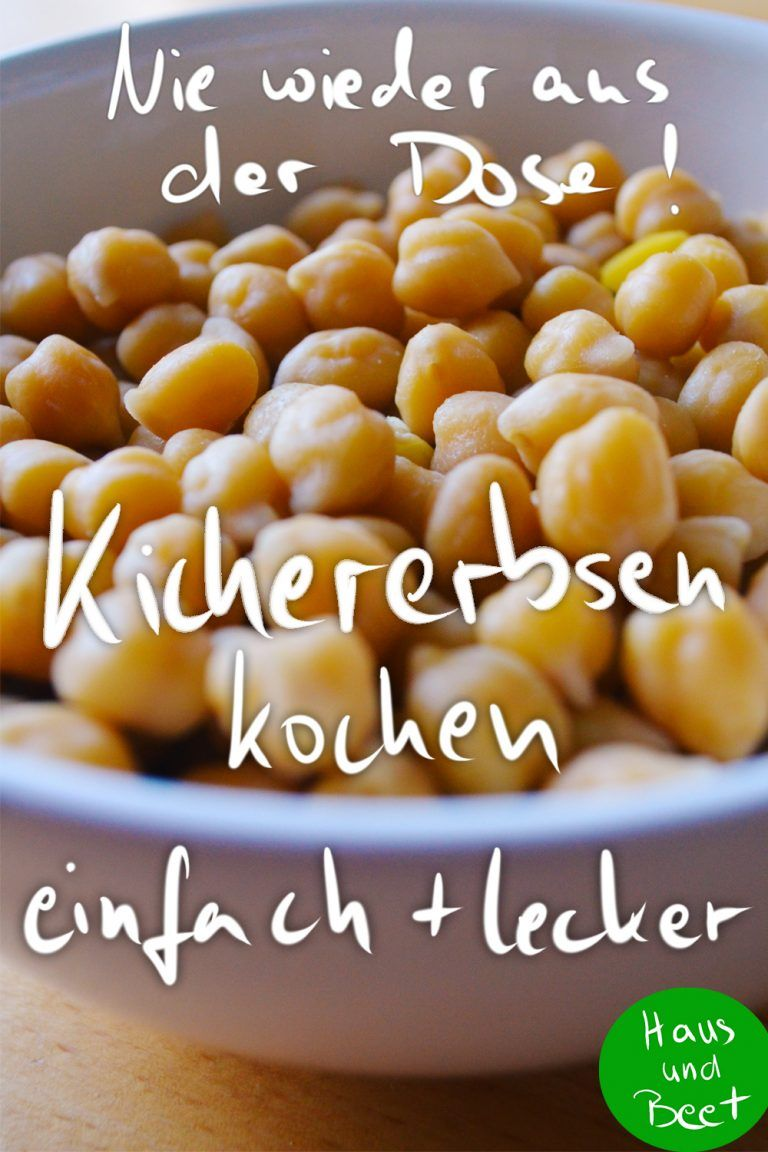 Photo of Cooking chickpeas – simple and by the way – house and bed