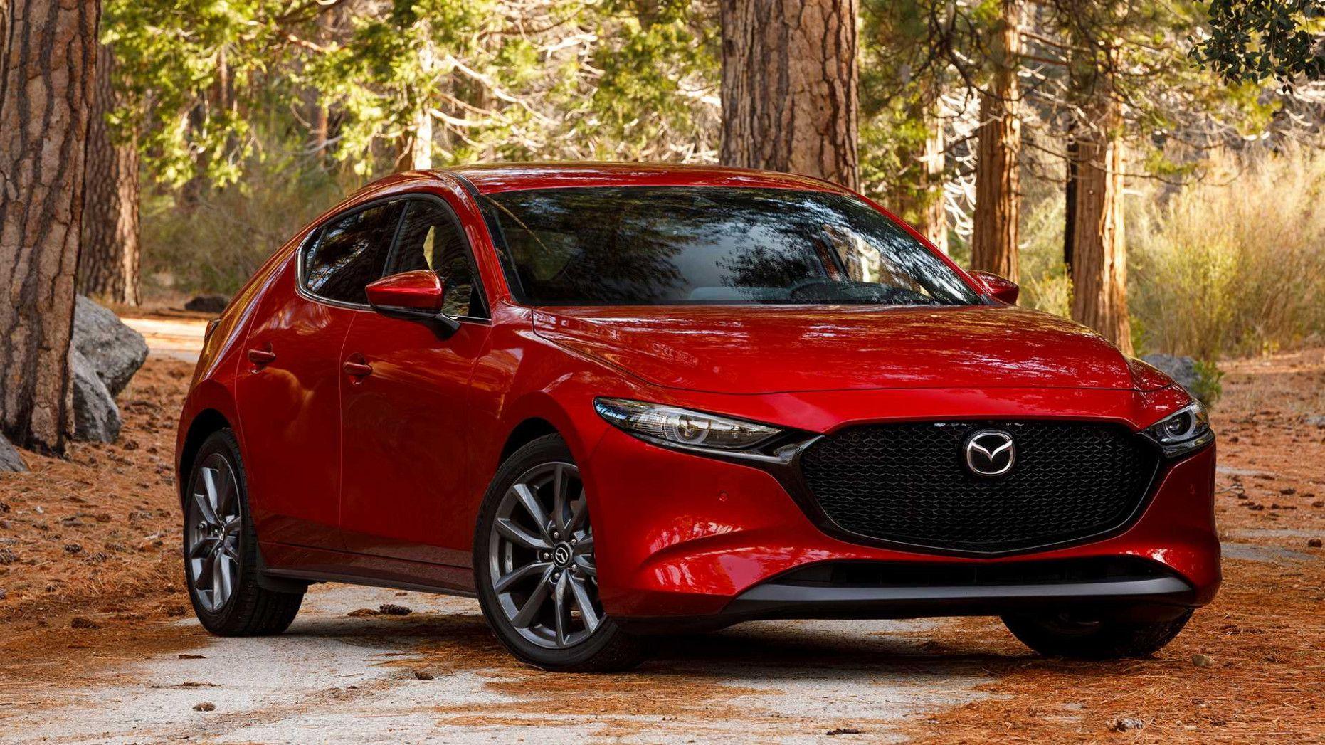 Mazda Hatchback 2020 Picture in 2020 Mazda, Mazda