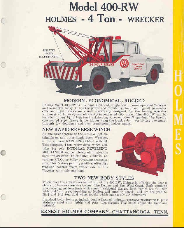 5e4f3f8b81 Recovery Vehicle History www.TravisBarlow.com Towing Insurance   Auto  Transporter Insurance for over 30 years