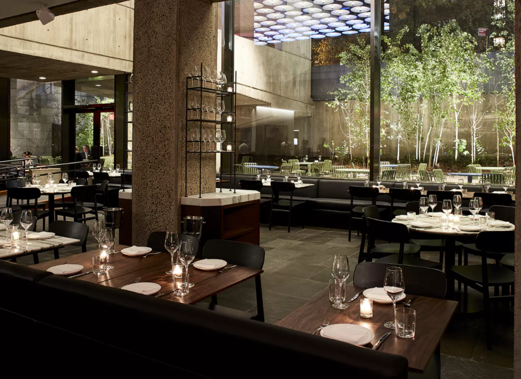 These Are The World S Most Beautiful Museum Restaurants Restaurant Nyc Bars Private Dining Room