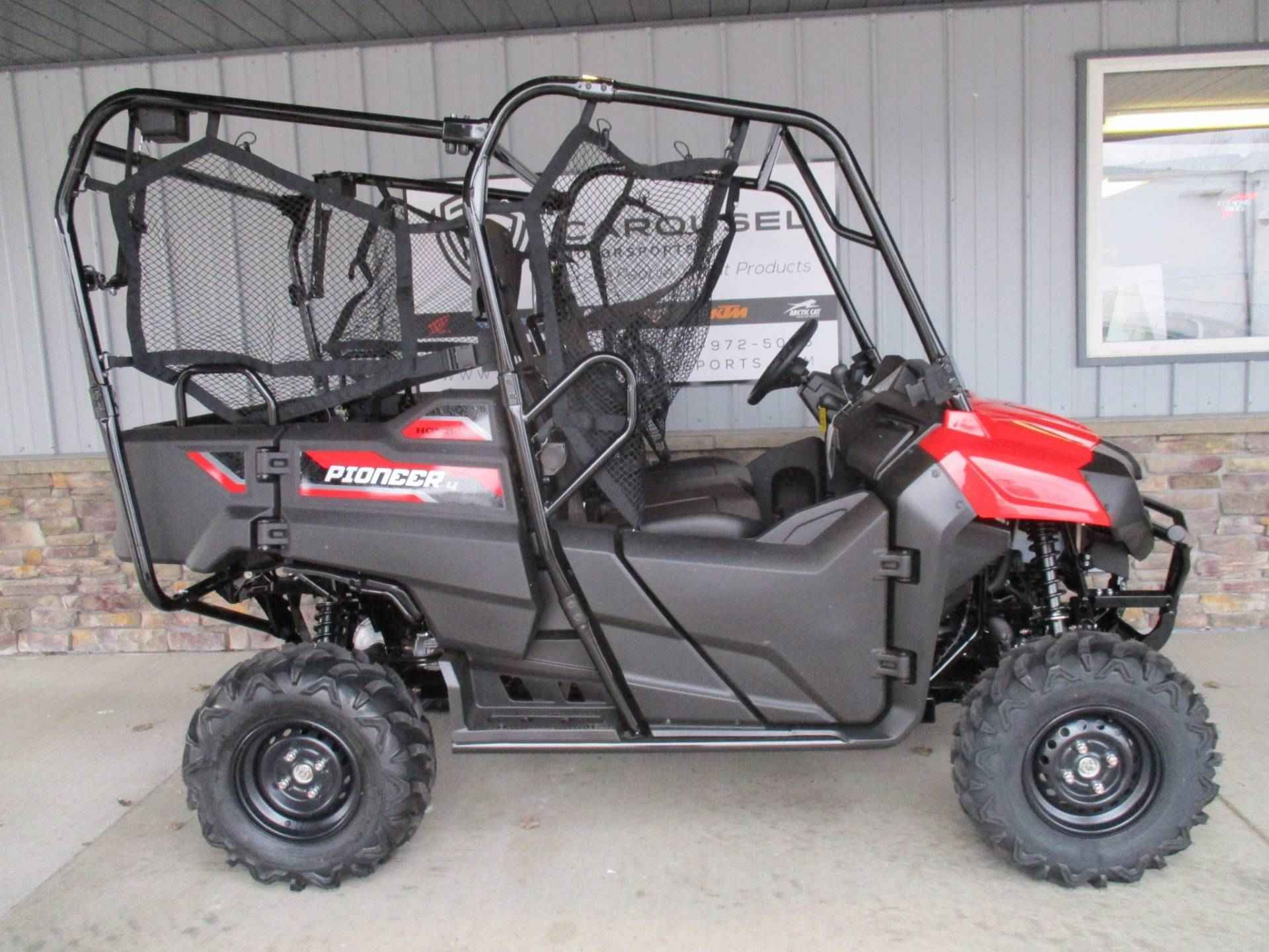 "New 2017 Honda Pioneerâ""¢ 7004 ATVs For Sale in Minnesota"