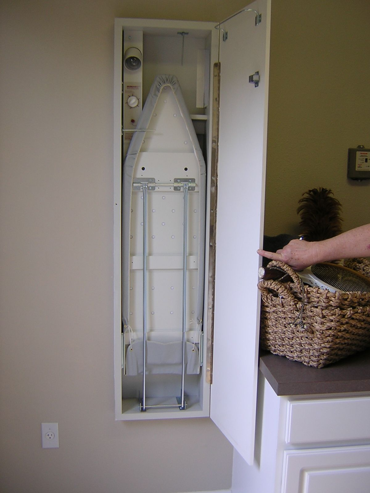 Ironing Board Door Wall Mounted Ironing Board Mounted Ironing Boards Ironing Board Cabinet