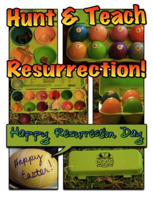 How to Make Resurrection Easter Eggs DIY