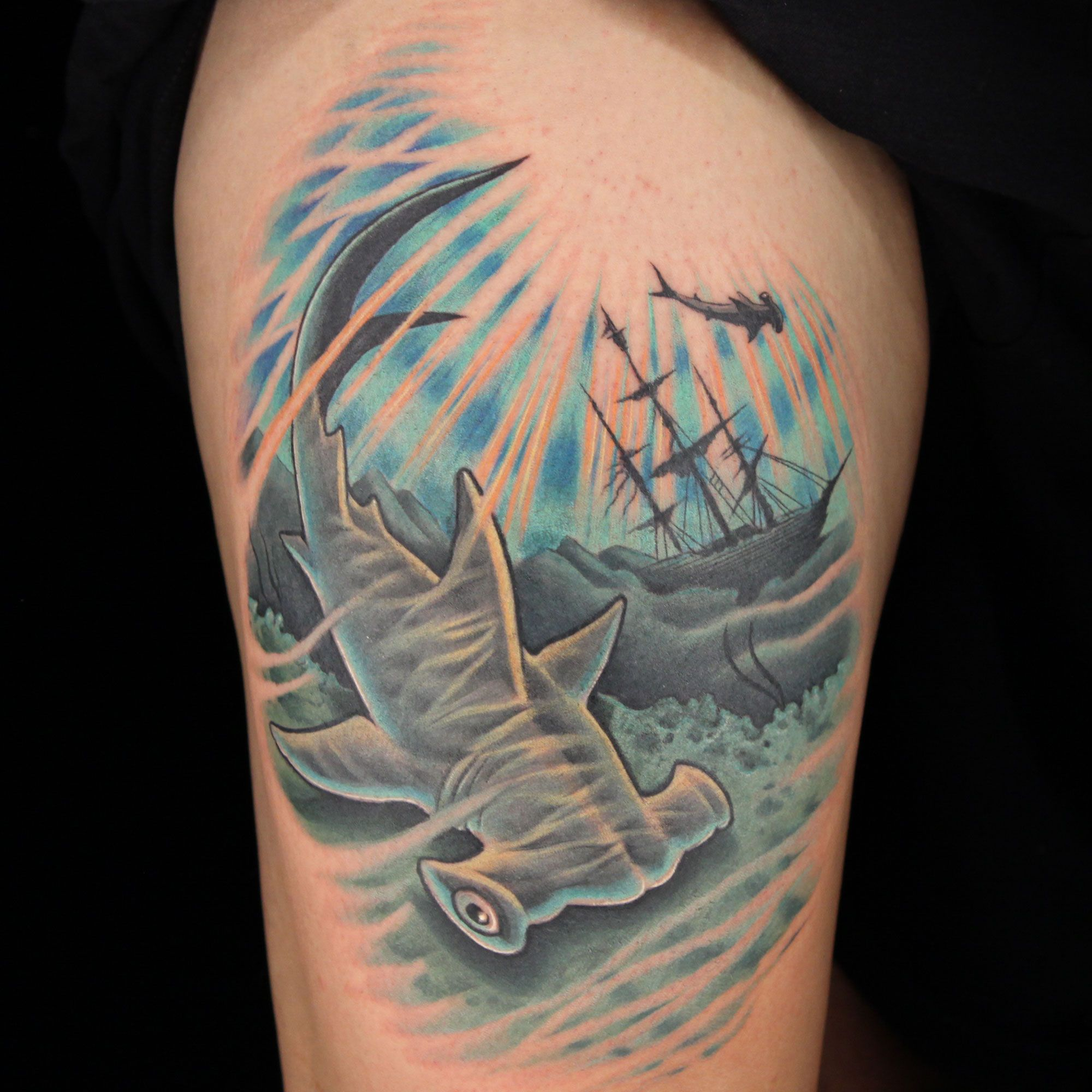 Extrêmement Ink Master S4-4 / Scott Marshall | Tatt's | Pinterest | Ink master  XD99