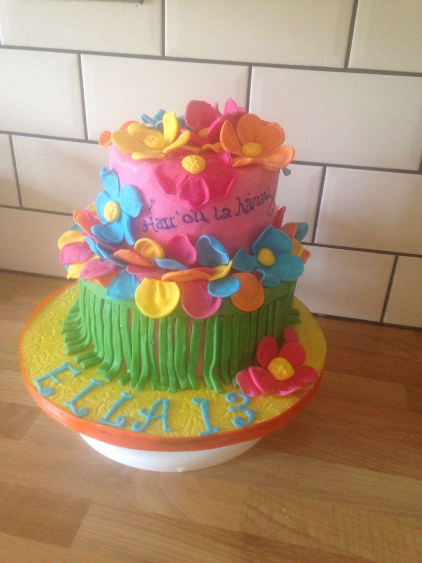 Granddaughters Cake Nan Made My Birthday Cake Cakes Pinterest