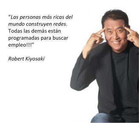 Robert Kiyosaki Autor De Multitud De Libros Como Padre