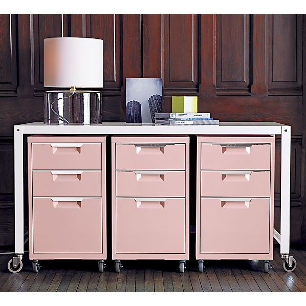 Tps Pink 3 Drawer Filing Cabinet Filing Cabinets Come In