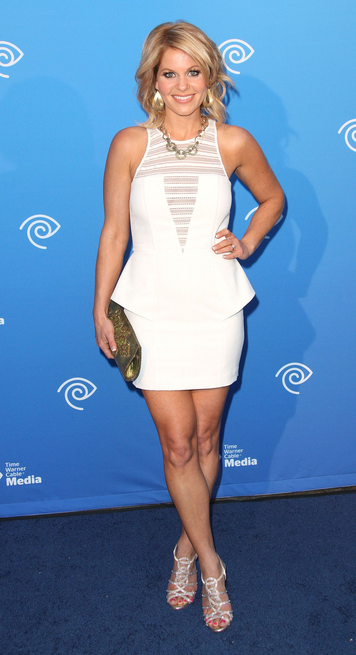 Time Warner Cable Media's 'Cabletime' Upfront event at Hollywood Roosevelt Hotel - candace-