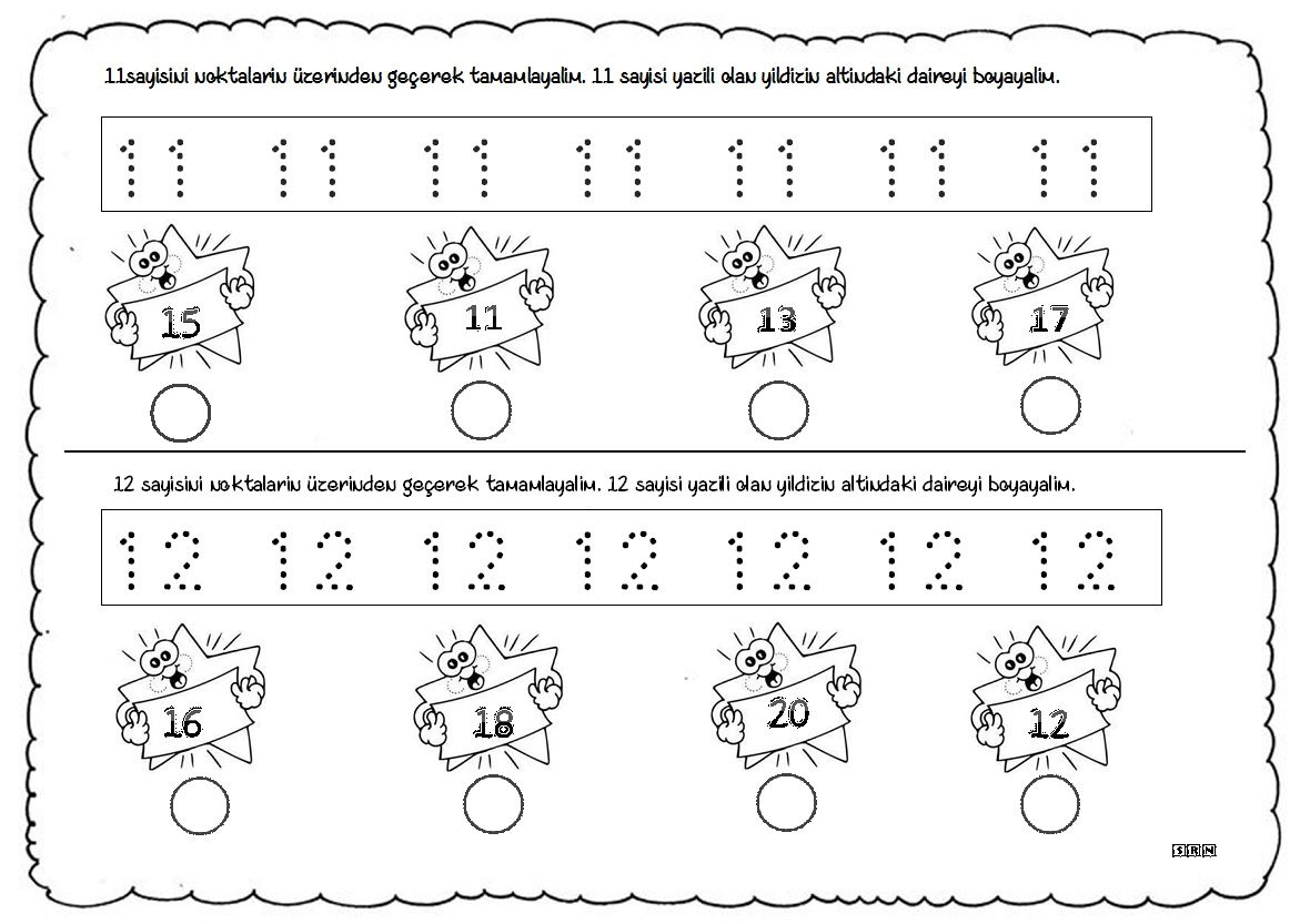 11 Ve 12 Rakami Matematik
