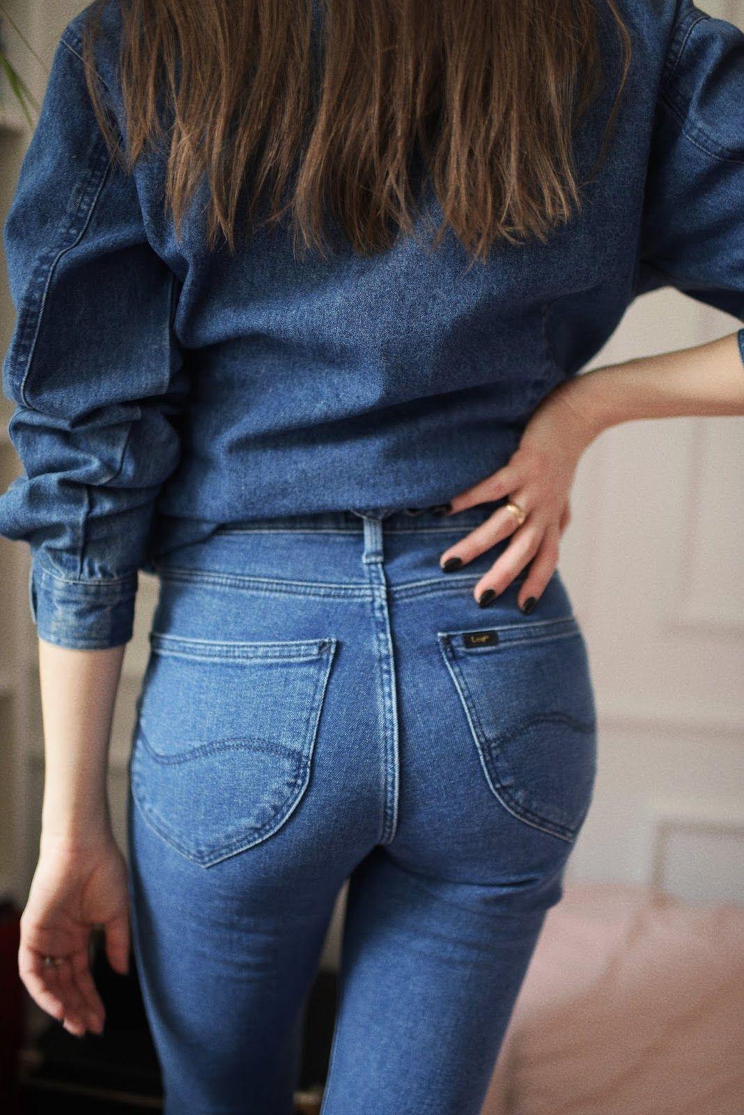 d27af670 LEE Scarlett High Waist - Jestem Kasia Blog Perfect Jeans, Lee Jeans, High  Waist