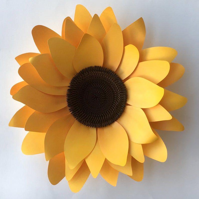 Pin en flor de paper