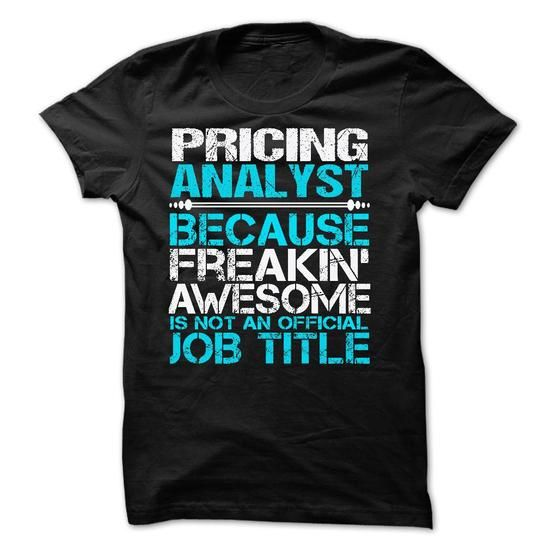 Pricing Analyst T Shirts, Hoodies. Check Price ==► https://www.sunfrog.com/LifeStyle/Pricing-Analyst-56980048-Guys.html?41382 $21.99