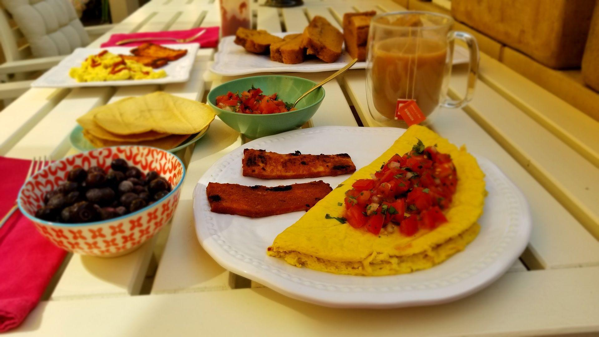 Egg Less Omelet Premium Pd Recipe