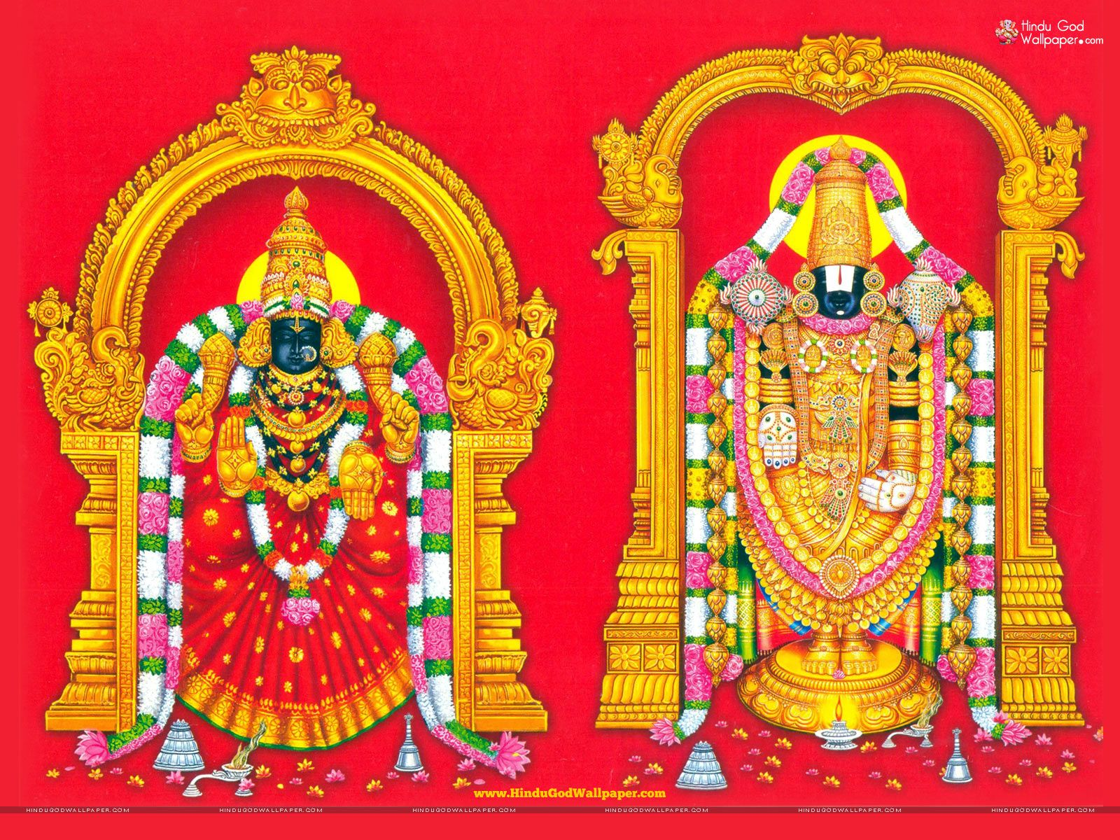 lord venkateswara 3d wallpapers free download