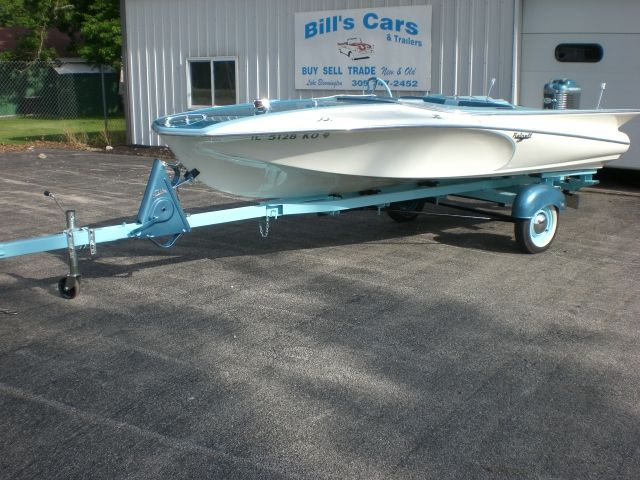 1959 Chevy Impala 2dr Hardtop And 1960 Reinell 1959 Chevy Impala Cool Boats Pontoon Boats For Sale