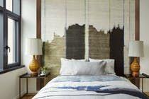 Upper East Side  United Nations Plaza  Guest bedroom  Bedroom  Design Detail  Contemporary  Modern by Jarret Yoshida