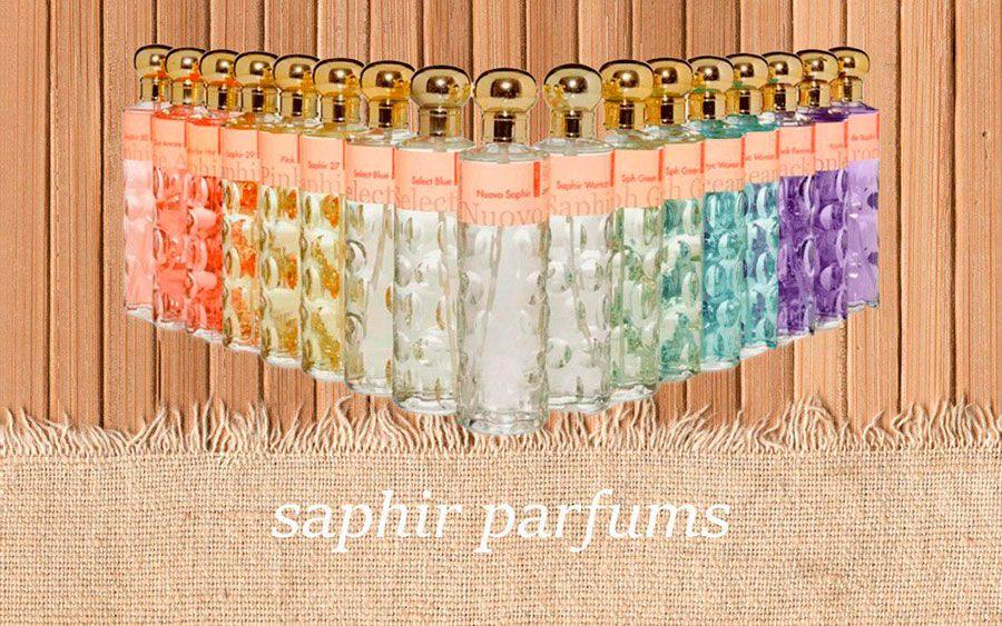 tabla de.imitacion de perfumes saphir