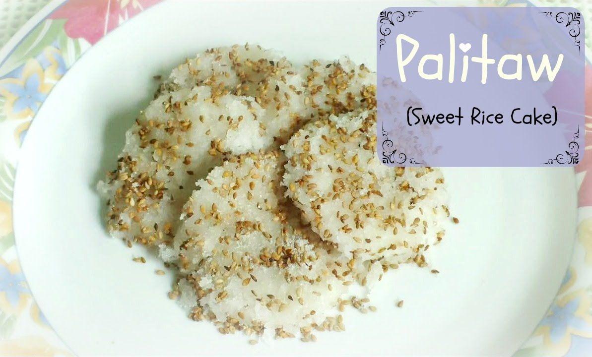 Palitaw recipe tagalog palitaw sweet rice cake pinterest palitaw recipe tagalog forumfinder Choice Image