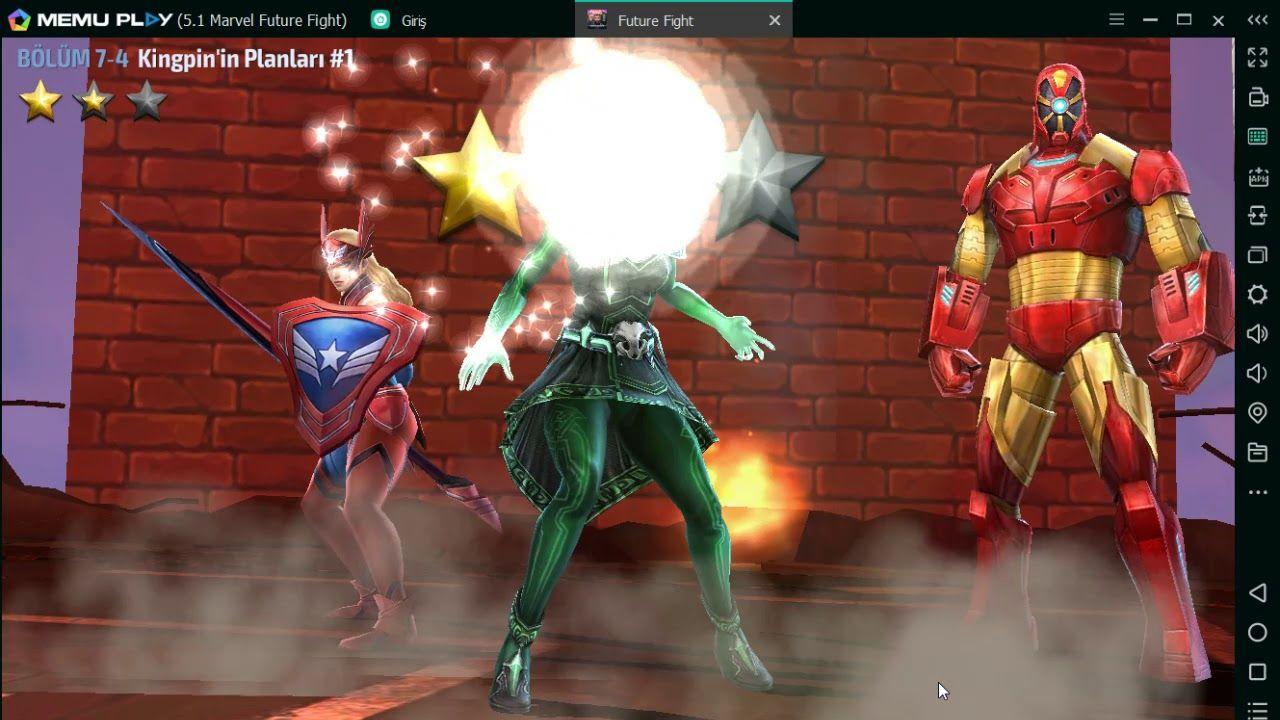 Marvel Future Fight 1 Marvel Future Fight mobil game