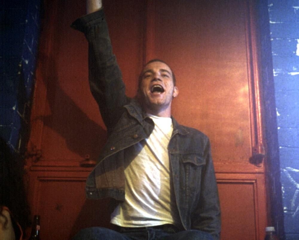 images about trainspotting ewan mcgregor trainspotting ewan mcgregor 1996 essential film stars ewan mcgregor