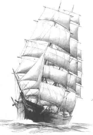 Segelschiff bleistiftzeichnung  ship drawing - Αναζήτηση Google | boats | Pinterest