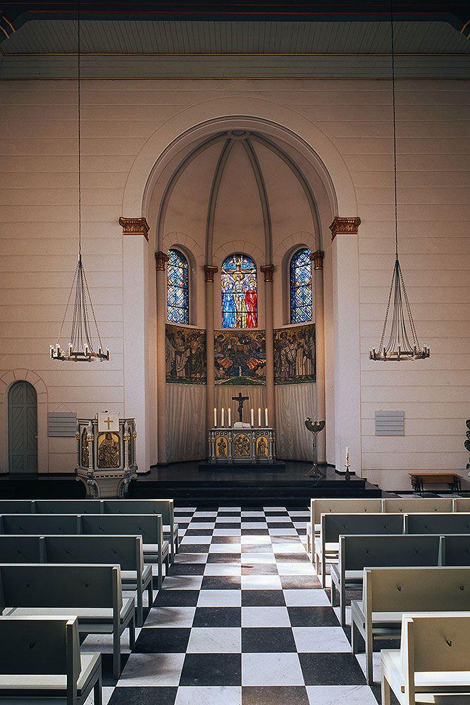Friedenskirche In Koln Ehrenfeld Innenansicht Foto Celia Korber Leupold Koln Ehrenfeld Evangelische Kirche Gemeinde