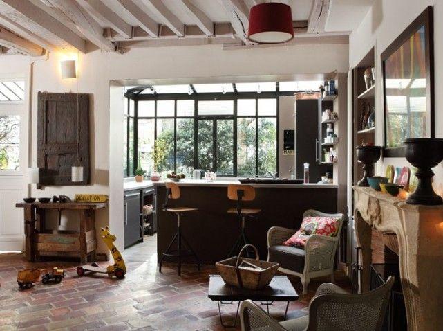 Cuisines des extensions vivre verandas house for Extension cuisine veranda