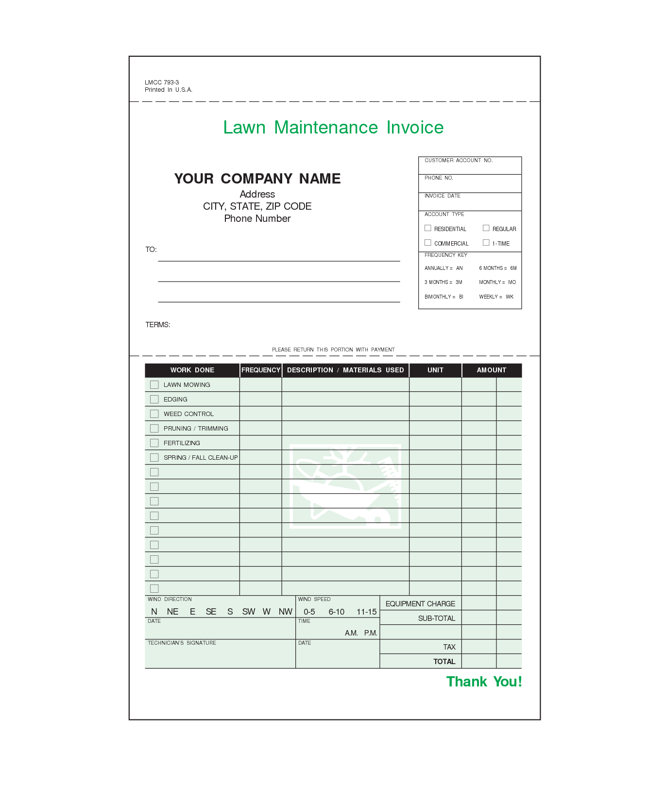 best images about invoices landscaping flyer 17 best images about invoices landscaping flyer template and lawn maintenance