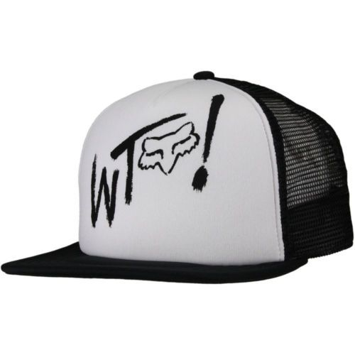 2b398518801 New-FOX-Racing-Head-Villain-Womens-Trucker-Snapback-Cap-Hat
