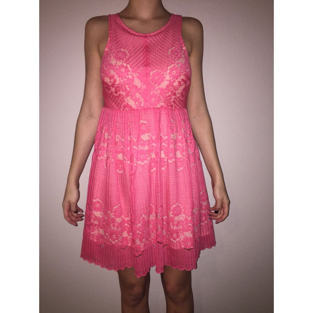Free people pink lace dress pink lace dresses and products