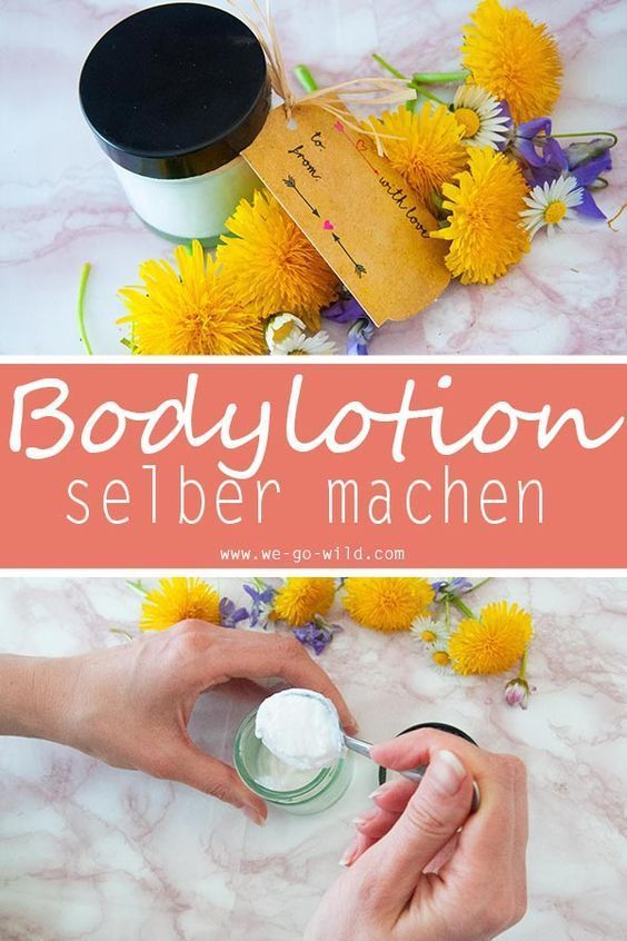 bodylotion selber machen mit sheabutter und kokos l f r. Black Bedroom Furniture Sets. Home Design Ideas