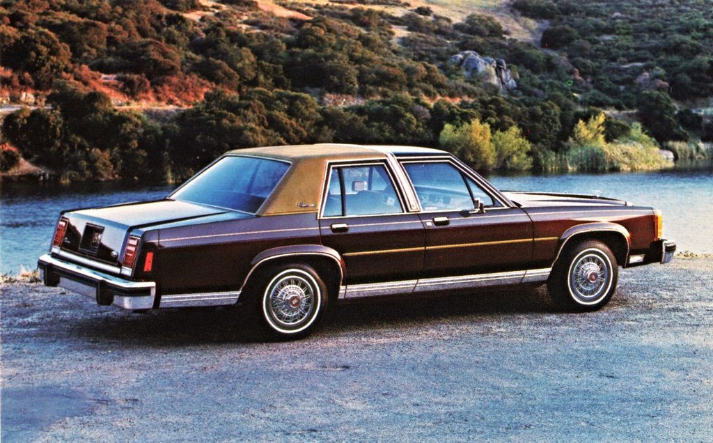 Ford Ltd Sedan Fords Mercurys Pinterest Ford And Sedans