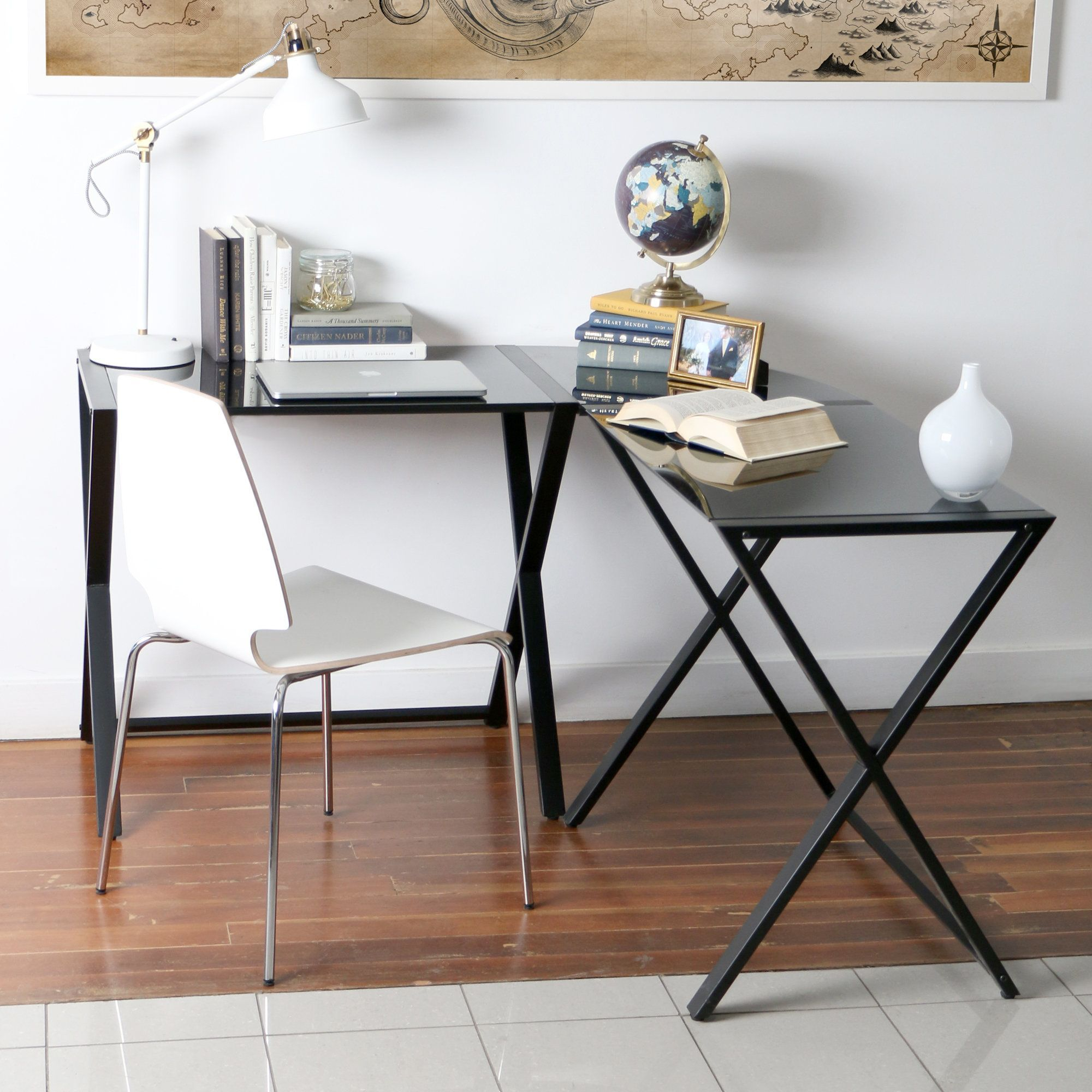 Diy Computer Desk L Shapes Ideas For Writers And Researchers