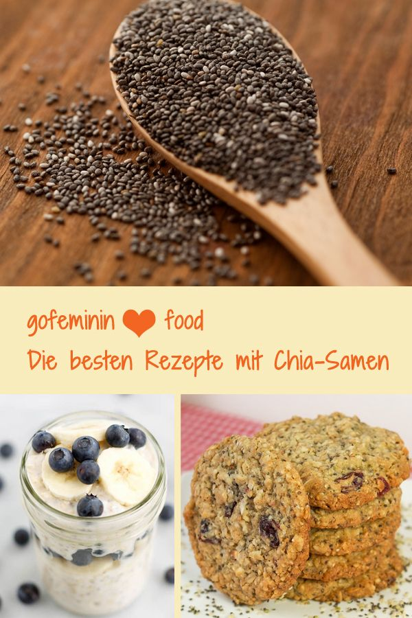 kleines wunderkorn die besten chia samen rezepte mit dem superfood nr 1 low carb food and. Black Bedroom Furniture Sets. Home Design Ideas