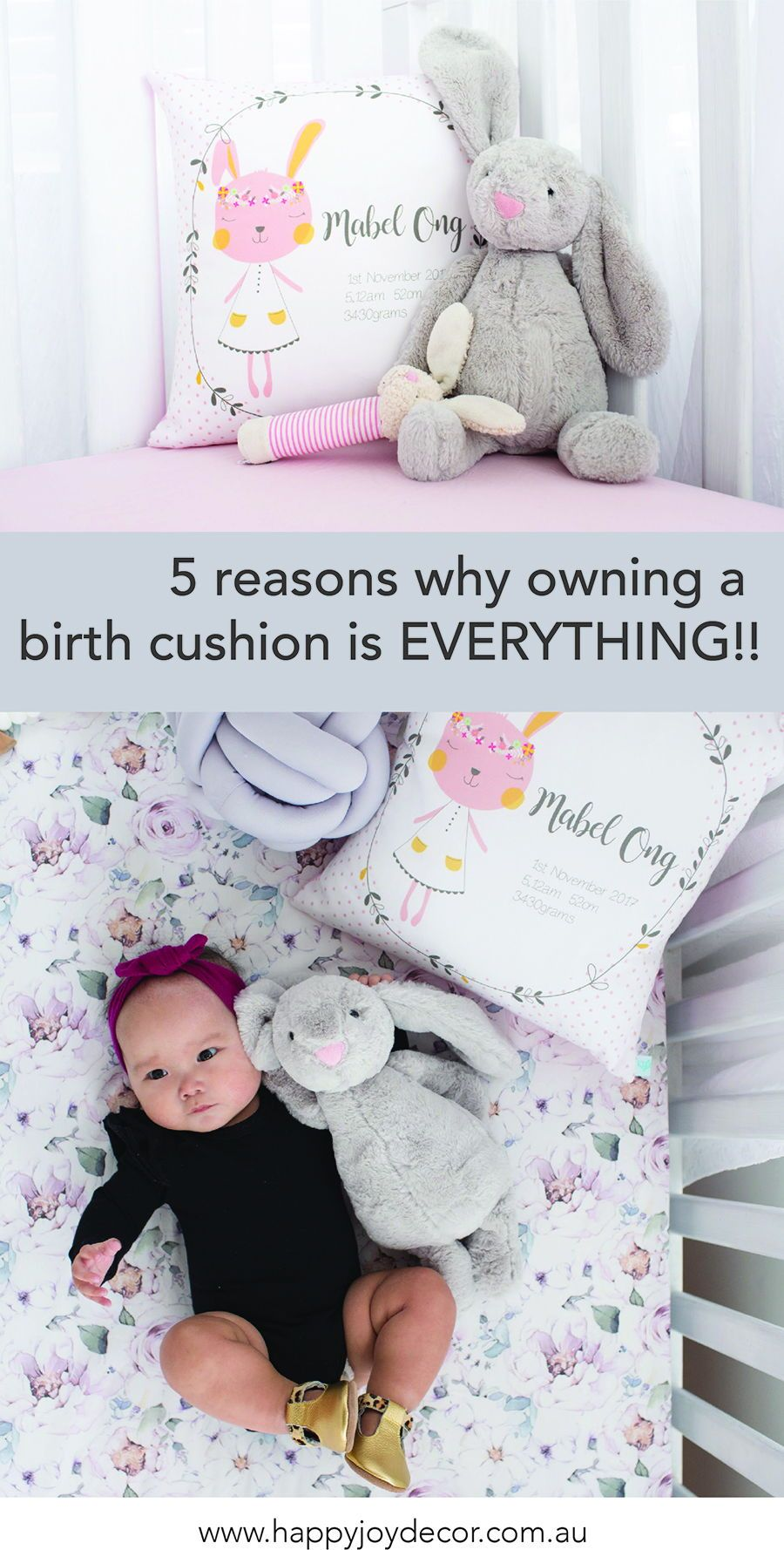 5 reasons why owning a birth cushion is everything