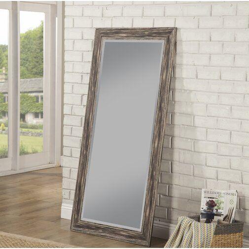 Best Somerton Farmhouse Beveled Distressed Vanity Mirror 400 x 300