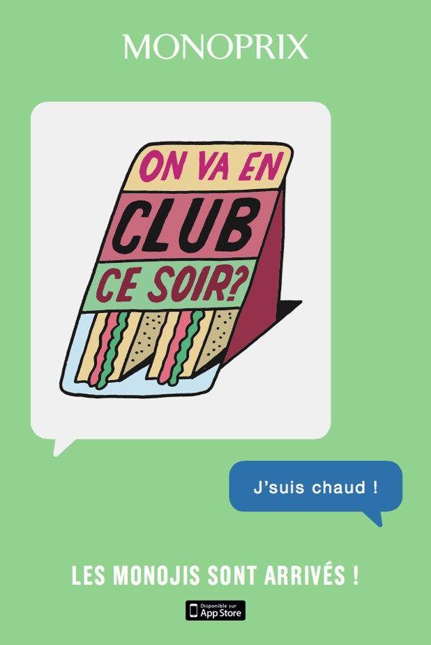 Jeux Monoprix Lance De Emojis En Des Avec PackagingPiece Ses Mots JlFcK1