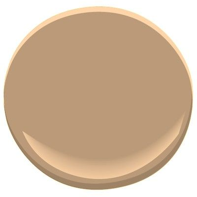 Benjamin Moore Saddle Tan