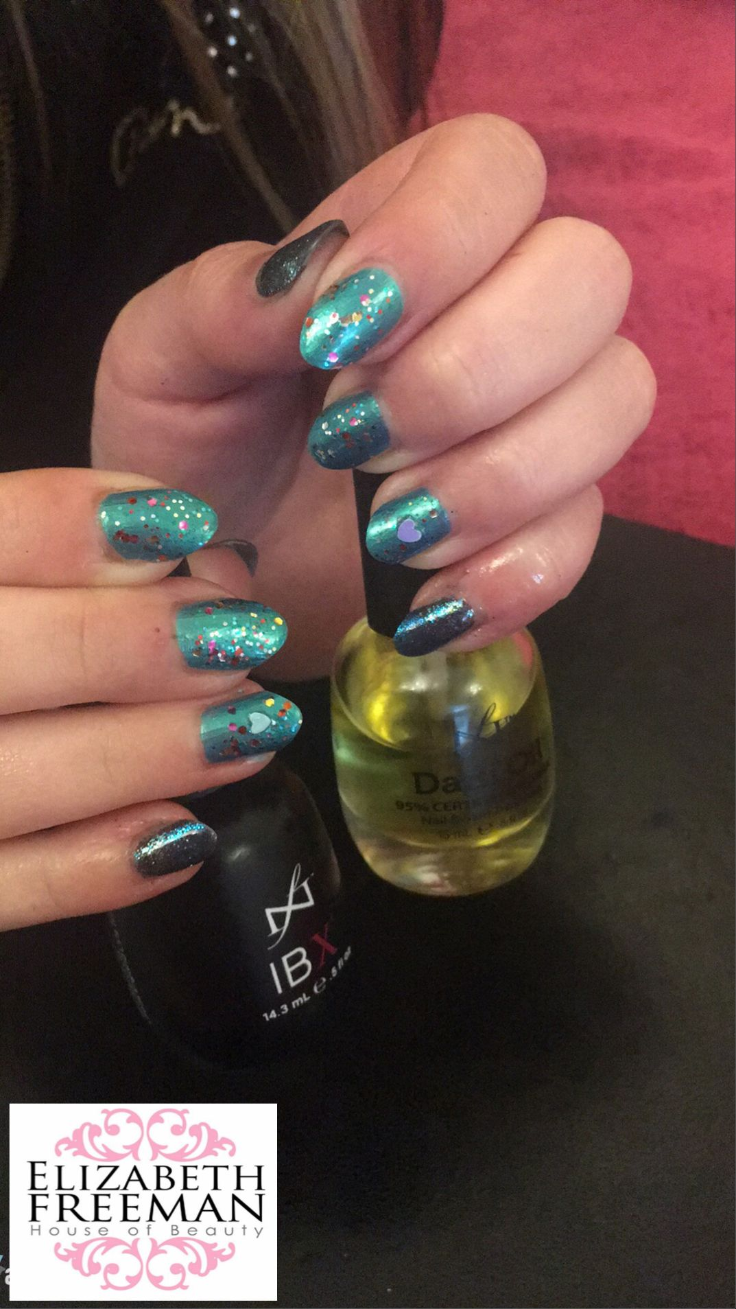 Gorgeous natural nails helped along with IBX & Dadi Oil | Nails by ...
