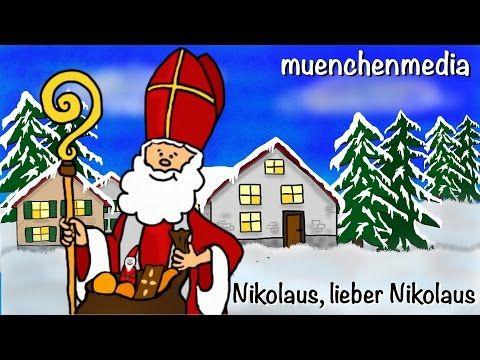 weihnachtslieder deutsch nikolaus lieber nikolaus. Black Bedroom Furniture Sets. Home Design Ideas