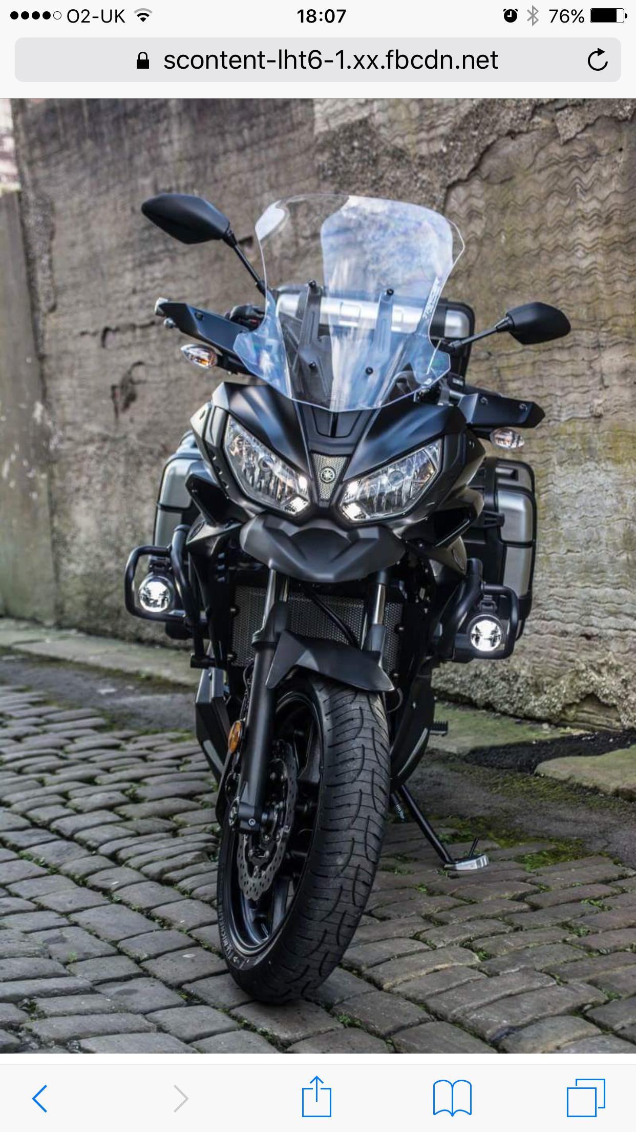 Yamaha tracer 700 otomotoyacht pinterest touring for Yamaha tracer 700
