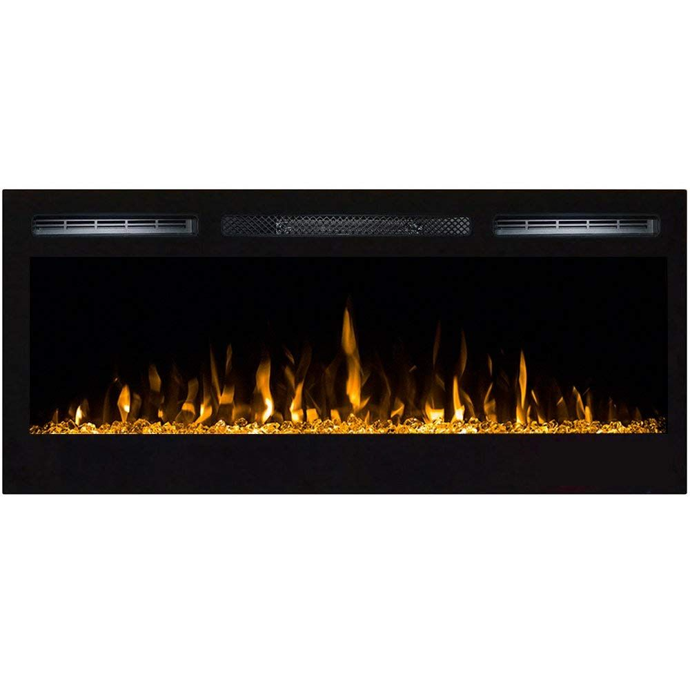 Amazon Com Regal Flame Lexington 35 Crystal Built In Wall