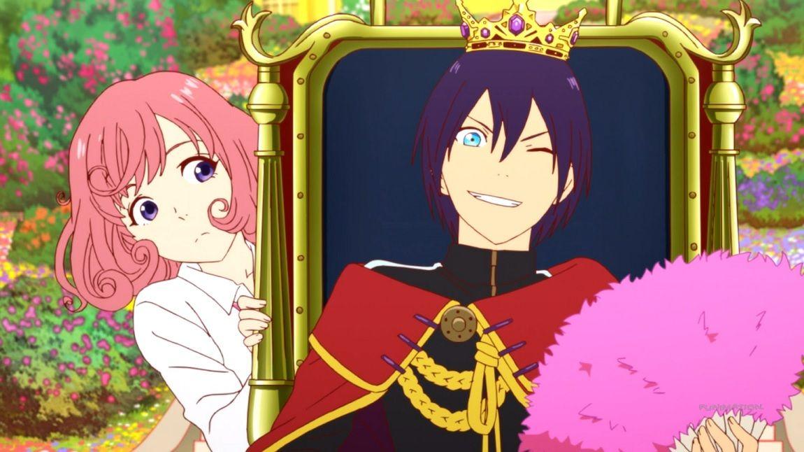 модов картинки ято король женственная невеста