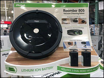 iRobot Roomba 805 battery for vacuum