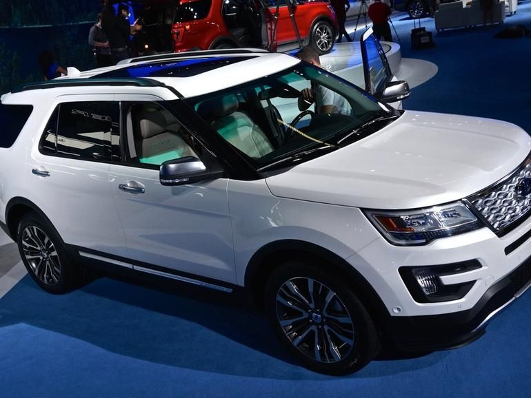 new 2016 ford explorer redesign and realease date httpcarstipecom